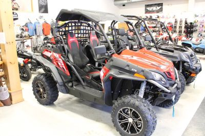 2018 CFMOTO ZFORCE 800 EX Sport Side x Side Utility Vehicles Adams, MA