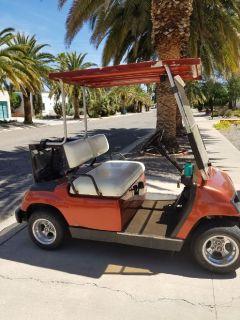 1995 Yamaha Gas Golf Cart