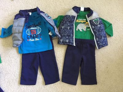 Boys 3-6 month outfits