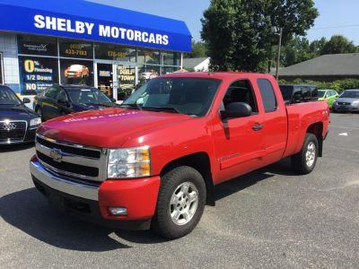 2008 Chevrolet Silverado 1500 Work Truck (Victory Red)