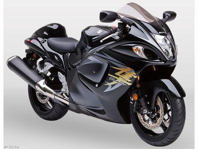 2009 Suzuki Hayabusa SuperSport Motorcycles Houston, TX