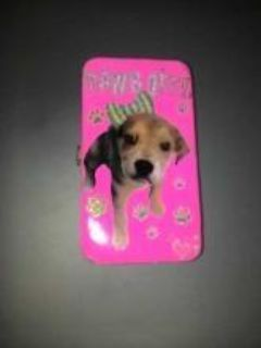 Paws Off! iPhone 5 wallet case
