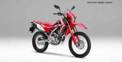 2019 Honda CRF250L Motor Bikes Cedar City, UT