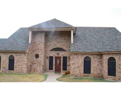 3 Bed 2.5 Bath Foreclosure Property in Weatherford, TX 76087 - Diamond Oaks Dr