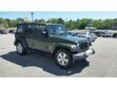 2008 Jeep Wrangler Unlimited For Sale