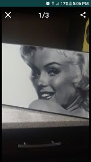 Marilyn monror decor