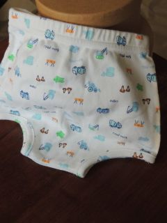 3 month Boy's Cotton Diaper Cover