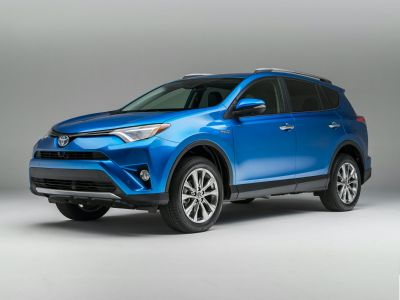 2018 Toyota RAV4 Hybrid Limited (Magnetic Gray Metallic)
