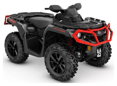 2019 Can-Am Outlander XT 650 Utility ATVs Bennington, VT