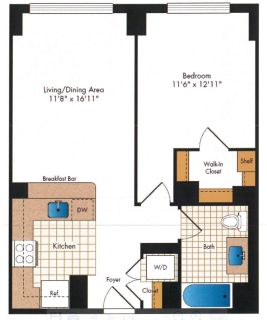 $6360 1 apartment in White Plains
