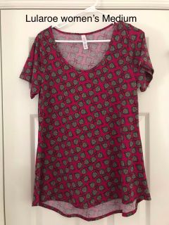 Lularoe women s Medium shirt