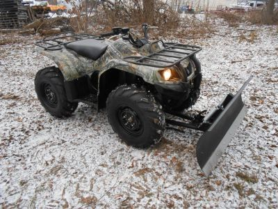 2011 Yamaha Grizzly 350 Auto. 4x4 IRS ATV Utility ATVs Howell, MI