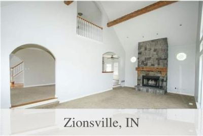 5 bedrooms House - Stately executive home FOR LEASE in one of Zionsville's most popular. Washer/Drye