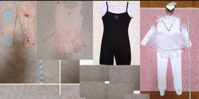 Ballet Dance Costumes and accessories