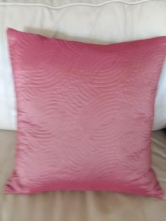 SILKY LIKE NEW BERRY DECORATIVE PILLOW