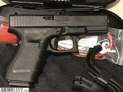 For Trade: Glock 19 Gen 4 NIB