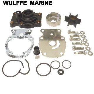 Purchase Water Pump Impeller Kit w/Housing Johnson Evinrude 20,25,30,35 Hp 18-3382 393630 motorcycle in Mentor, Ohio, United States, for US $36.99