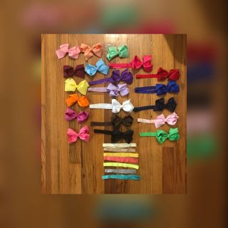 Headbands and Bows