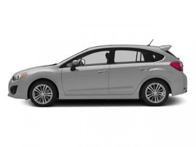 2013 Subaru Impreza 2.0i Sport Premium (Ice Silver Metallic)