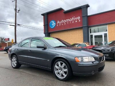 2006 Volvo S60 2.5T AWD 4dr Sedan