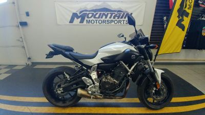 2015 Yamaha FZ-07 Sport Motorcycles Ontario, CA