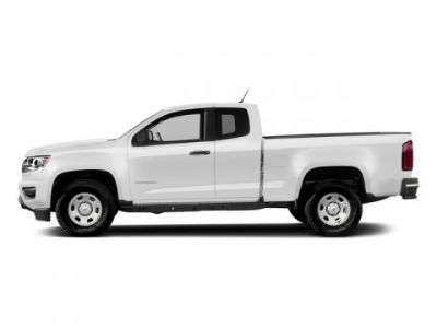 2018 Chevrolet Colorado 2WD Work Truck (Summit White)