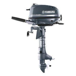 2018 Yamaha F6 Portable Tiller 4-Stroke Outboard Motors Lagrange, GA
