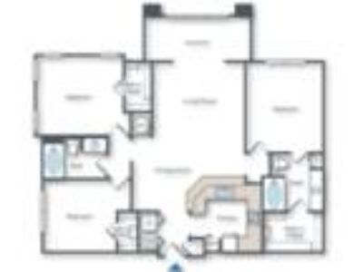 Vue Park West - Three BR Two BA A
