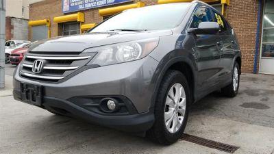 2014 Honda CR-V EX-L (Polished Metal Metallic)
