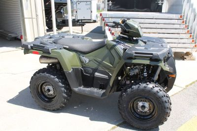 2018 Polaris Sportsman 570 EPS Utility ATVs Adams, MA