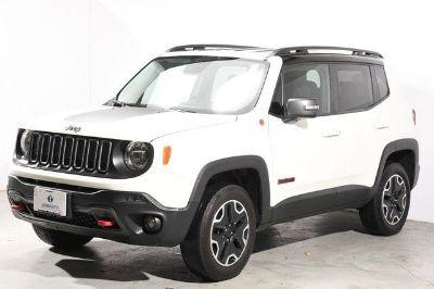 2016 Jeep Renegade Trailhawk (White)