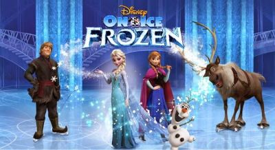 Disney On Ice Frozen Tickets at Baton Rouge River Center Arena on 05072015 700PM