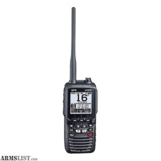 For Sale: Standard Horizon HX870 6W Floating Handheld VHF Radio w/Integrated GPS 54911