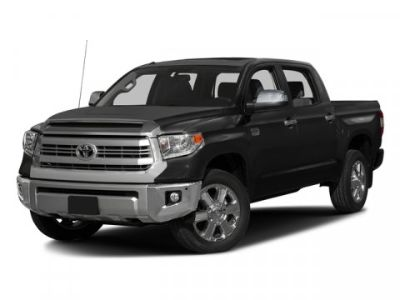 2016 Toyota Tundra Platinum (Brown)