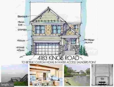 4183 Kings Rd Edgewater Four BR, To Be Built Craftsman home by