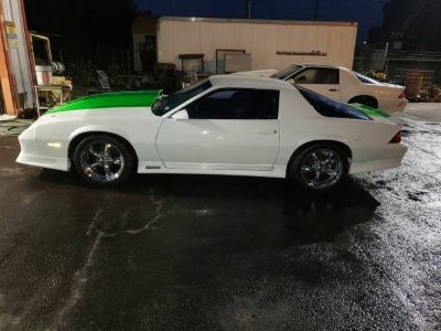 91 RS Camaro New Build