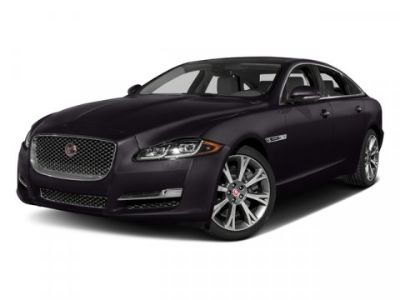 2017 Jaguar XJL Portfolio (Polaris White)