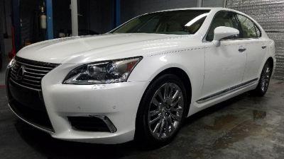 2014 Lexus LS 460 Base (White)
