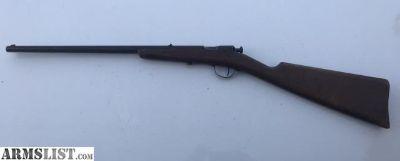 For Sale/Trade: Winchester Model 58 Boys Single Short .22 short