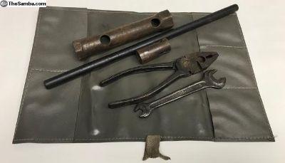 60s - 70s Tool kit / Toolkit