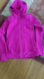 Woman's small under armour cold gear jacket