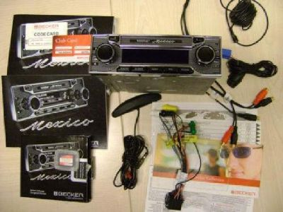 Becker Mexico 7948 Car Radio