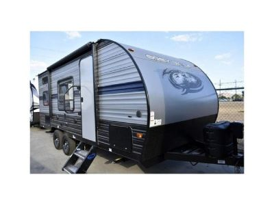 2019 Forest River Cherokee Grey Wolf 17BH