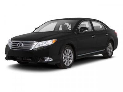 2012 Toyota Avalon XLS (Silver)