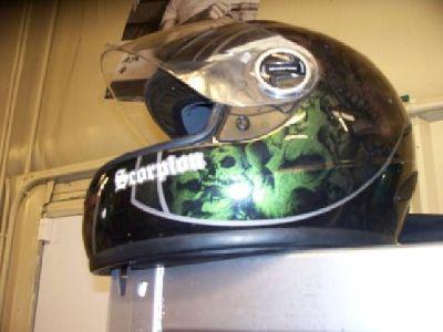 $95 Scorpion Skullbucket