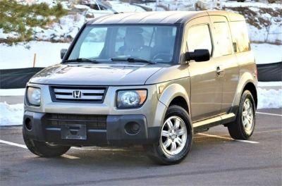 2008 Honda Element EX AWD 4dr SUV 5A