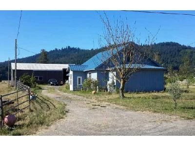 3 Bed 1 Bath Foreclosure Property in Lebanon, OR 97355 - Airport Dr
