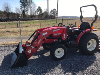2019 Branson Tractors 3015h Branson Tractor Tractors Leesburg, AL