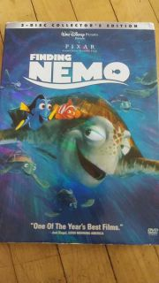 Finding Nemo one dvd movie disc of the 2