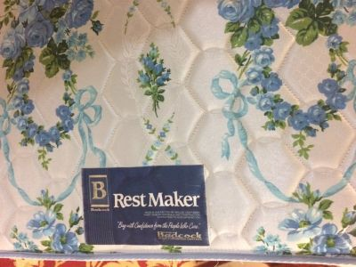 Used, Mattress Queen Size, Rest Maker, Clean, Good Condition.